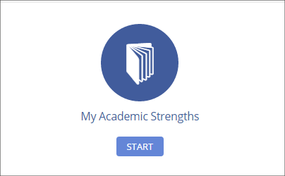 My Academic Strengths