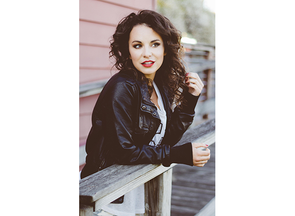 Singer Danika Portz has released one album and is currently working on her second.