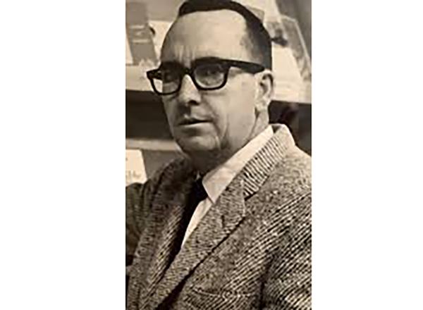 Dr. Ronald Campbell circa 1965.
