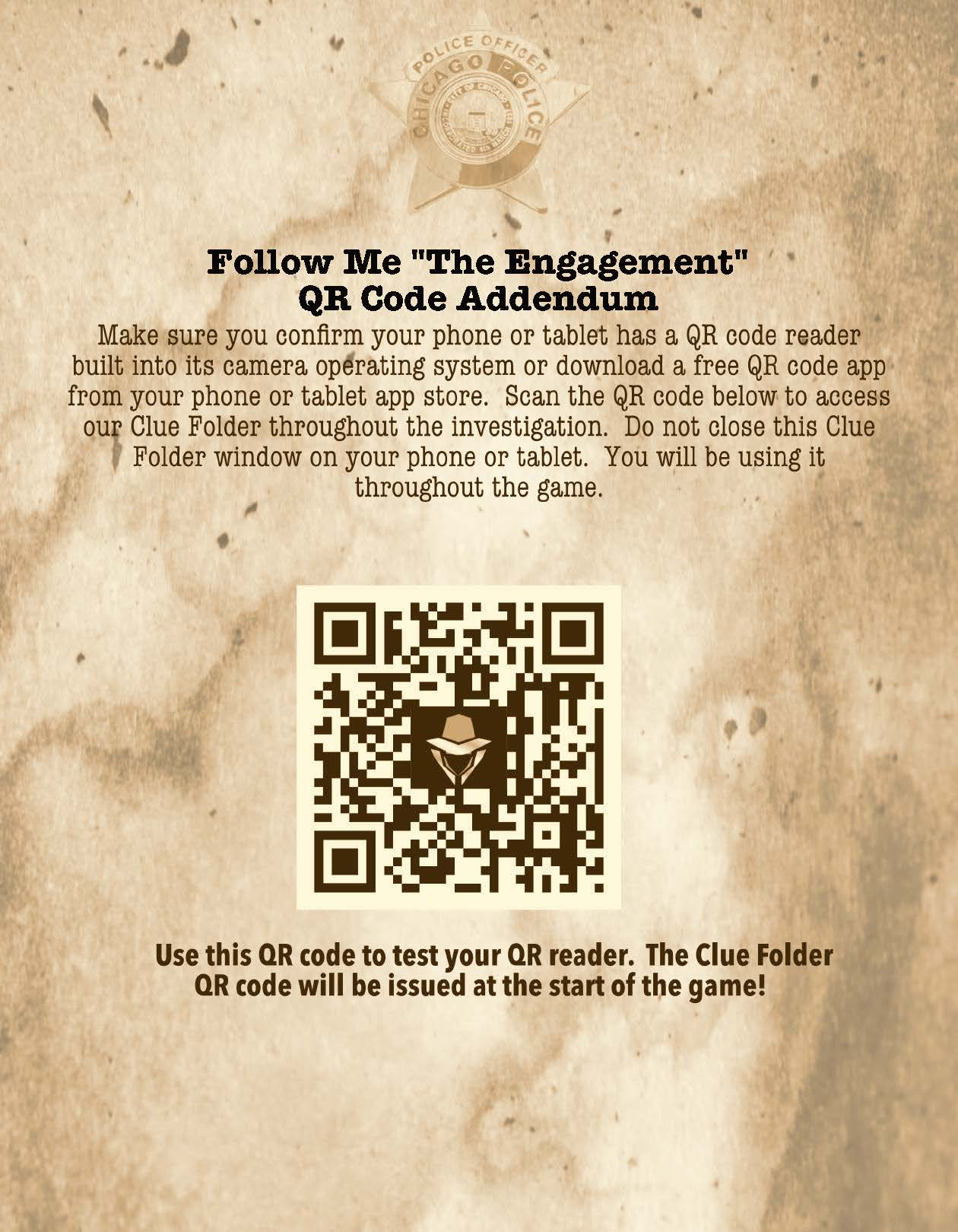 Escape Room QR Code (For a text version of this document or other assistance, please email crfluker@hfcc.edu)