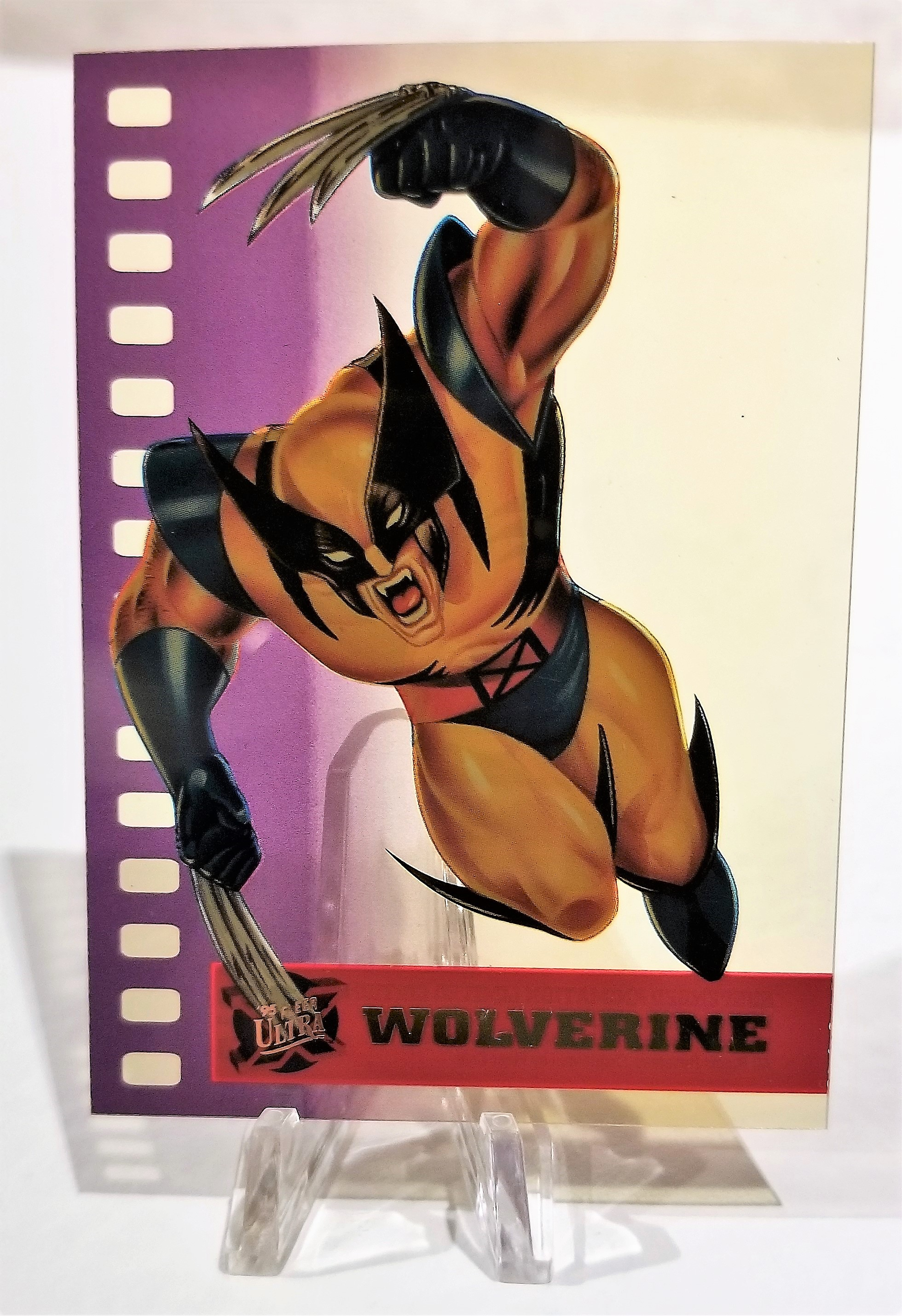 Gary Ciccarelli's rendition of Wolverine, one of Marvel's most popular characters.