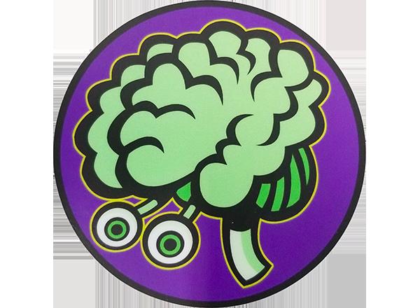The Green Brain Comics logo
