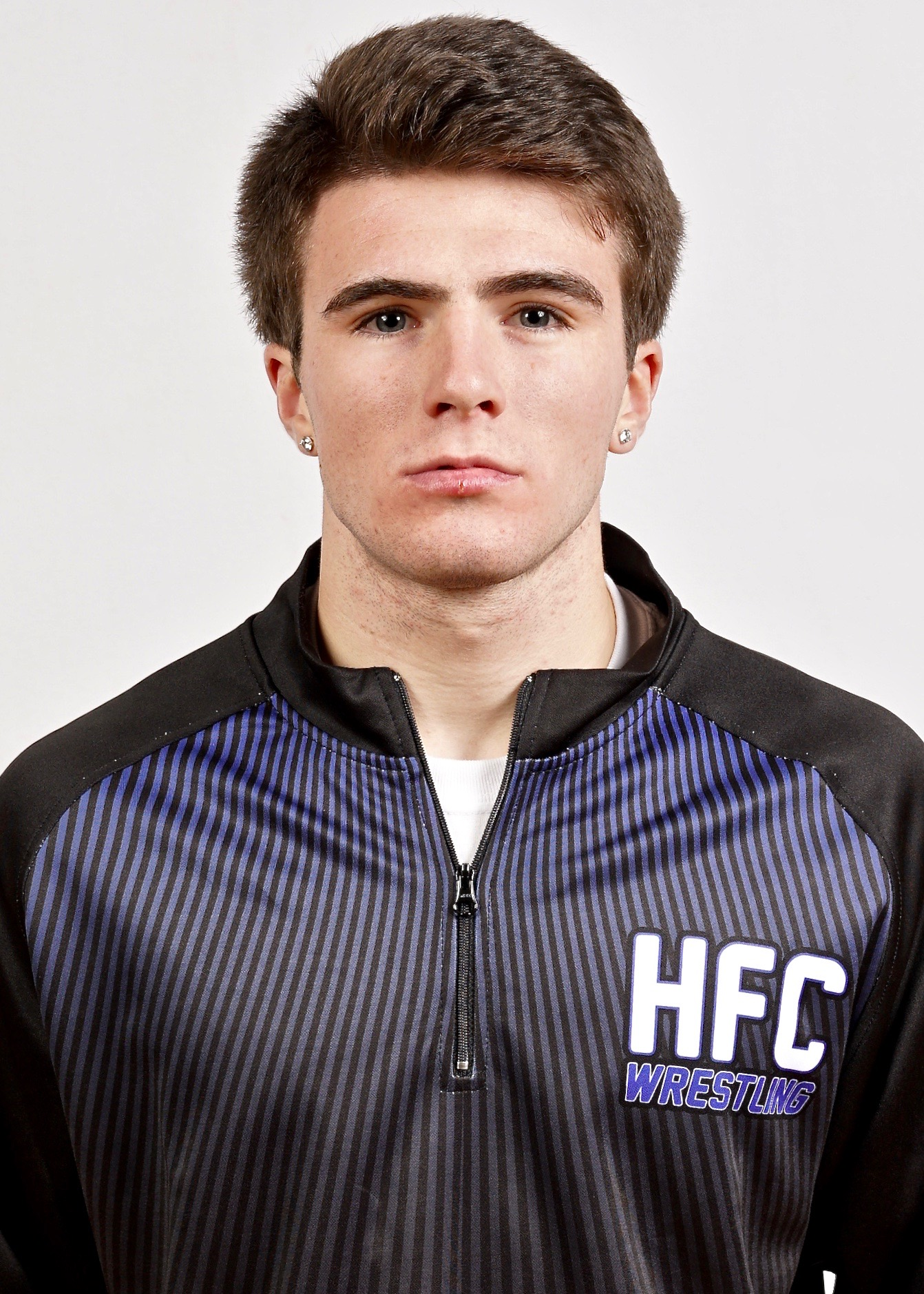 Hunter Lajiness took 4th in his weight class at the Kraft tournament, and was also among last year's HFC national qualifiers.