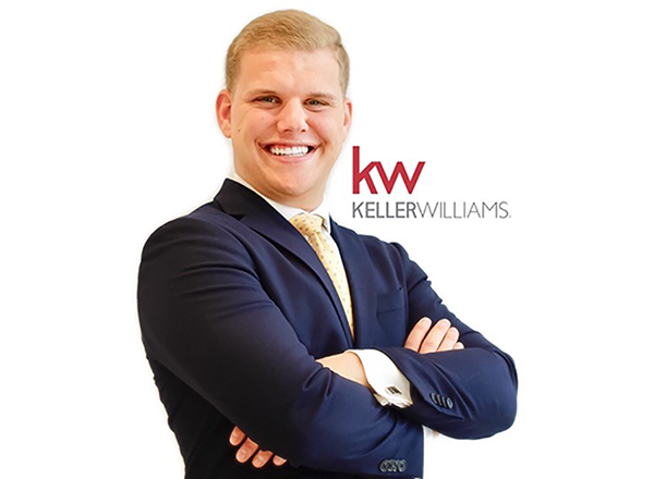 HFC alumnus Kyle Grauer's official photo for Keller Williams Realty, Inc.