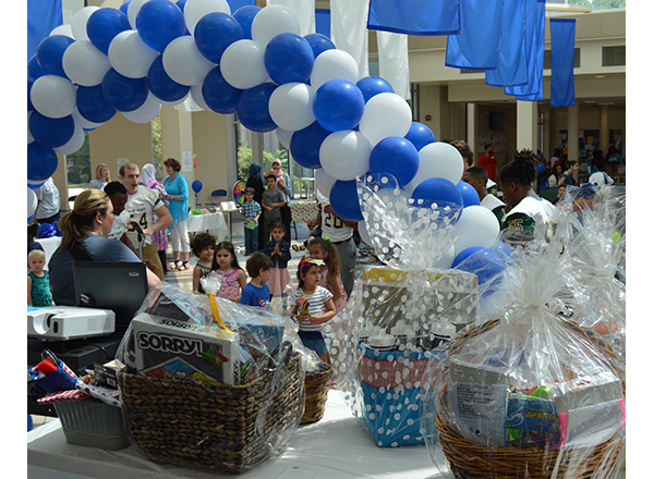 Many area businesses donated generously to make the 4th annual Family Literacy Event a success.