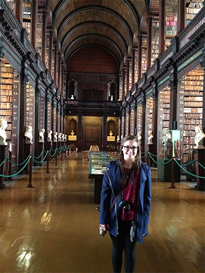 Sophia Hart, Old Library, Trinity College, Dublin