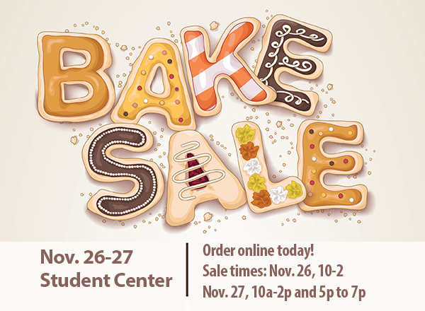 Bake Sale graphic