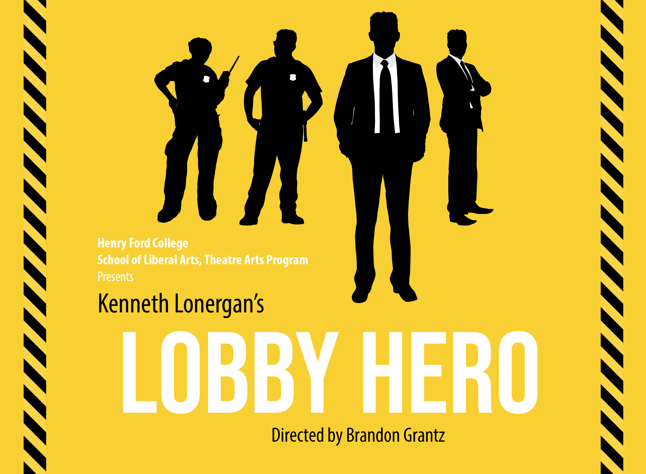 Lobby Hero graphic