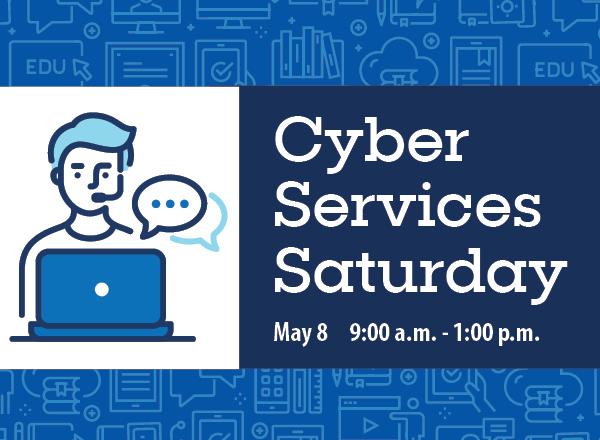 Cyber Services Saturday graphic