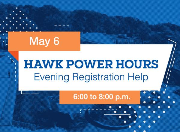 Hawk Power Hours graphic