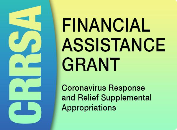 CRRSA grant image