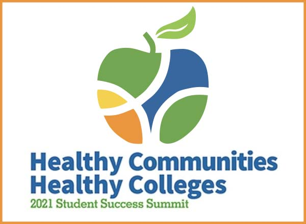 Healthy Communities, Healthy Colleges graphic