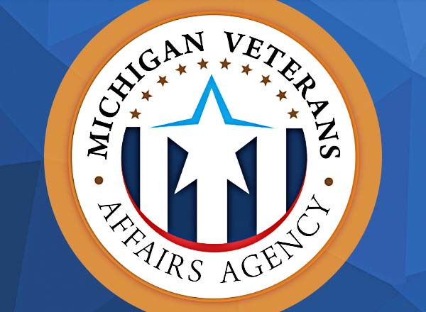 Michigan Veterans Affairs Agency logo (used with permission)