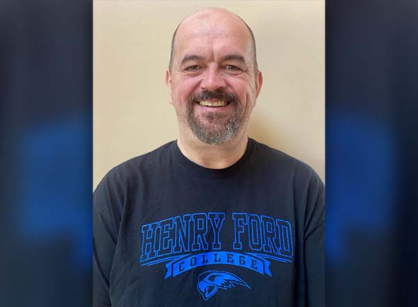 HFC Senior Systems Administrator Jerry Kondraciuk