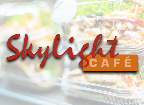 Skylight Cafe logo