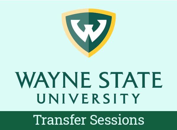 HFC hosting Wayne State transfer sessions.