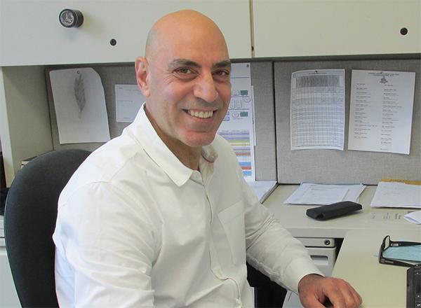 Dr. Ibrahim Atallah, Associate Dean of Counseling at HFC