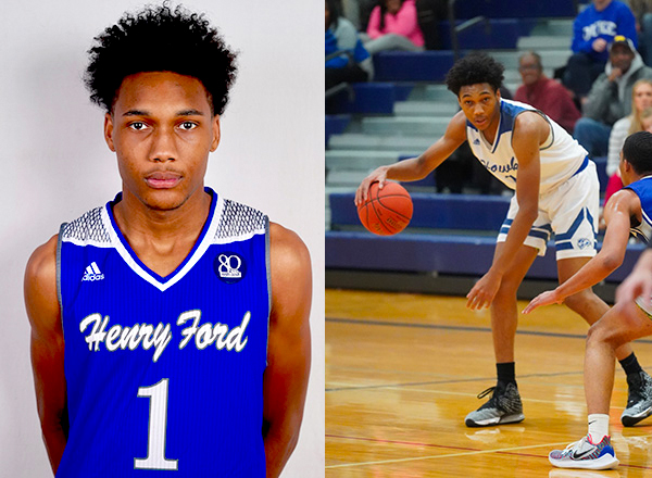 HFC basketball player Leon Ayers will transfer to the University of Wisconsin-Green Bay in the fall of 2020.