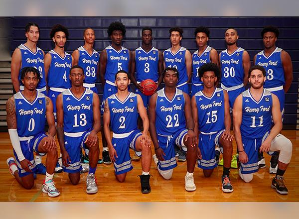 Hawks men's basketball team