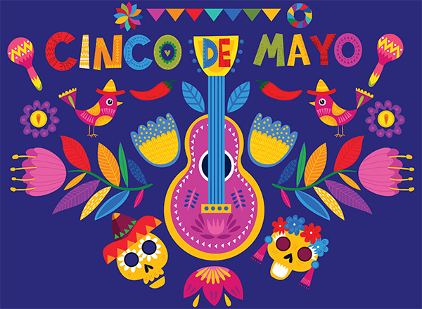 Cinco de Mayo graphic