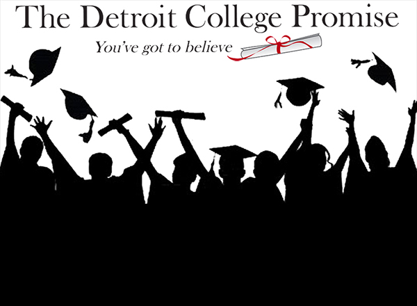 Detroit Promise graphic: You've Got to Believe