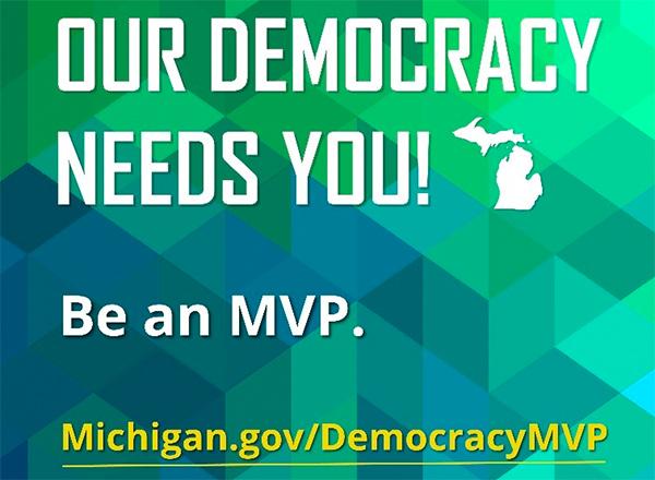 Democracy MVP graphic