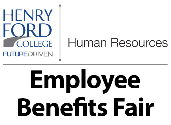 Benefits Fair with HFC logo