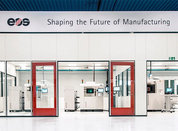 EOS Shaping the Future of Manufacturing image