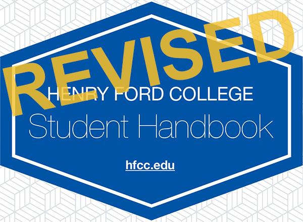 Student handbook cover image