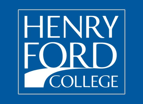 HFC logo in white on blue field