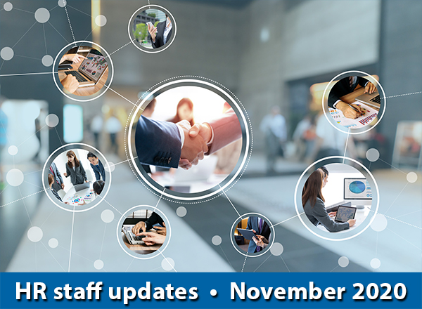 staff updates graphic