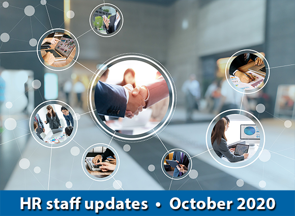 HR staff update graphic