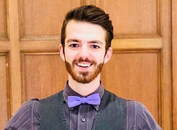 headshot of Jesse Mattox
