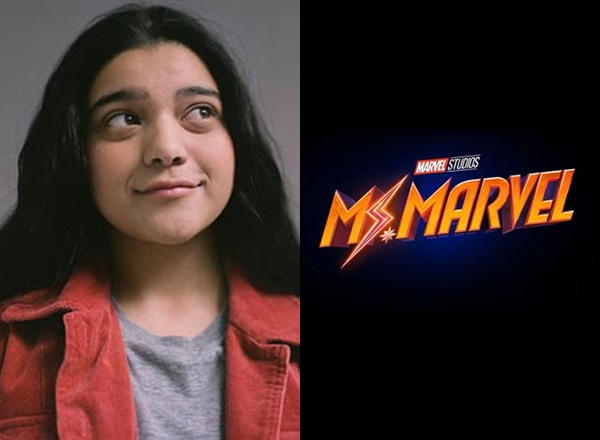 Canadian actress Iman Vellani has been cast as Ms. Marvel, which will air in 2022 on Disney+. The character's comic book adventures are currently written by HFC alumnus Saladin Ahmed.