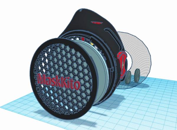 MaskKito product image.