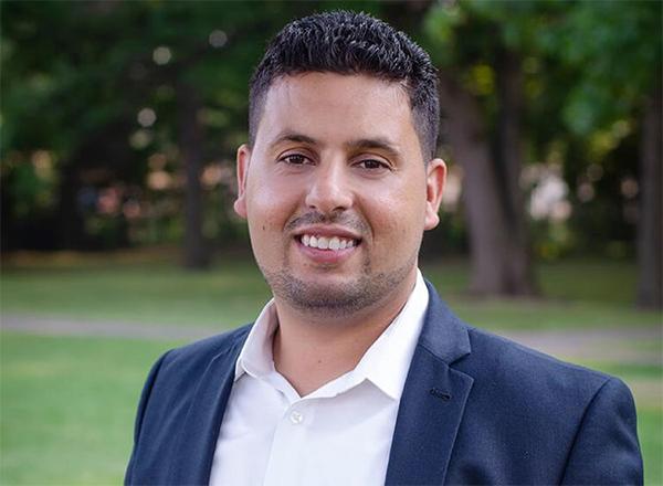Headshot of Adel Mozip