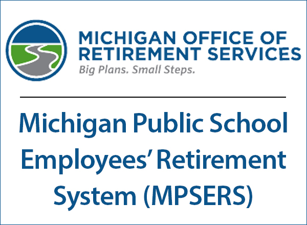 Office of Retirement Services logo