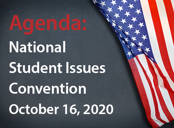 Student Issues Convention graphic