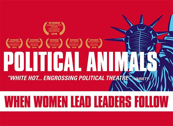 movie poster, Political Animals