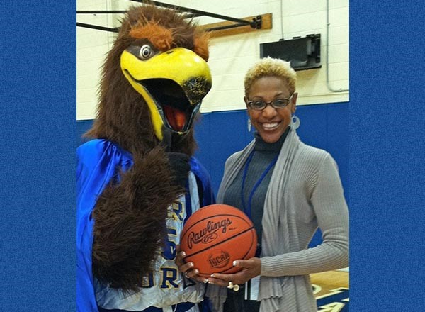 Photo of Rochelle and Hawkster