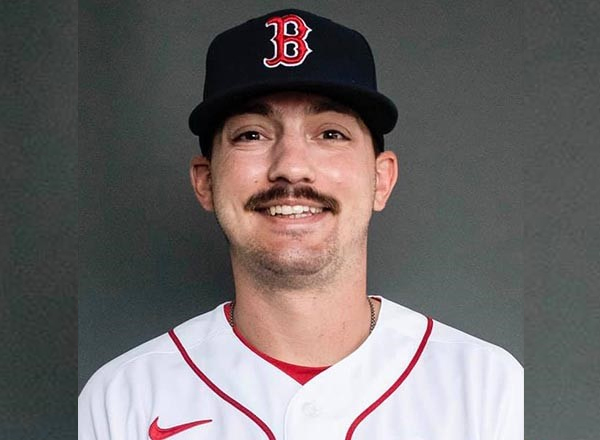 John Schreiber, who played baseball for HFC and the Detroit Tigers, will now play for the Boston Red Sox this season.