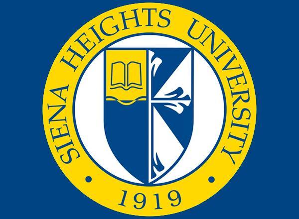 Siena Heights logo
