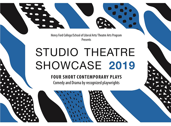 graphic of the Studio Theatre Showcase