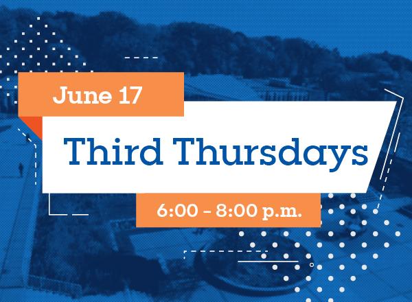 Third Thursdays graphic