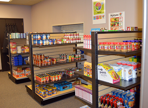 Hawks' Nest Food Pantry