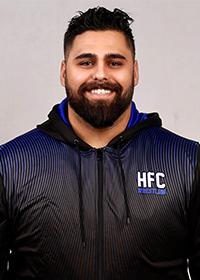 Portrait of Hussein Berro