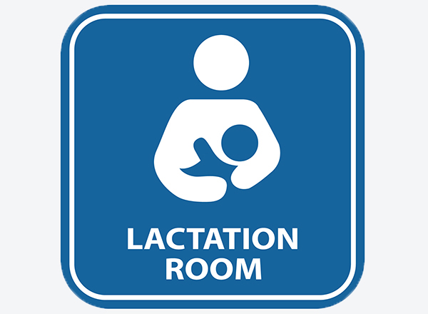 Lactation Room sign