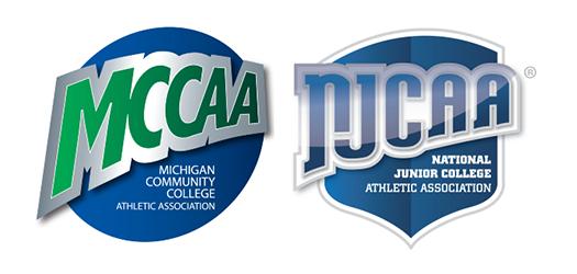 MCCAA and NJCAA Logos