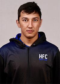 Portrait of Sadiq Sheikhmeeri