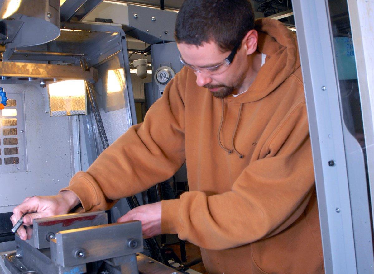 MTT 275 Advanced CNC Operations